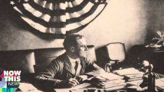 FDR in a wheelchair footage mp4