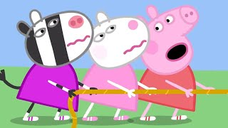 Peppa Pig Official Channel | Peppa Pig's Sports Day