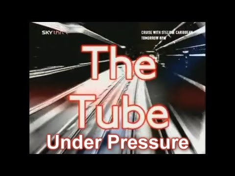 The Tube - Under Pressure (Series 2 Episode 3)