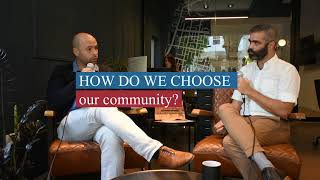 How do we choose our community in Israel? Buying Smart in Israel with Jay Rosen