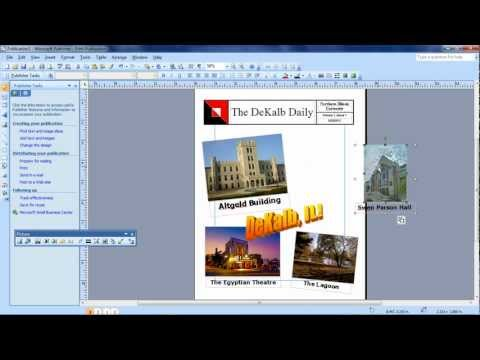 Intro to Microsoft Publisher