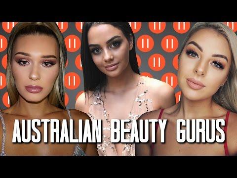 Top 7 Australian Beauty Gurus