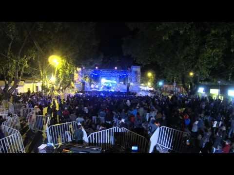 """Presentación de """" Los Beetles con 2 E"""" en Vendimia de Isla de Maipo 2013"""
