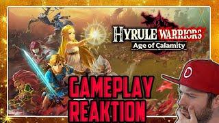 🔴 NEUES Gameplay! HYRULE WARRIORS: ZEIT DER VERHEERUNG 🎇 Domtendos Live Reaktion