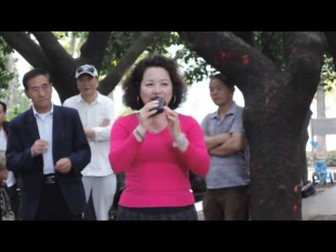 Civilized Culture - Singing 敖包相會 (170108 DSCN2331)