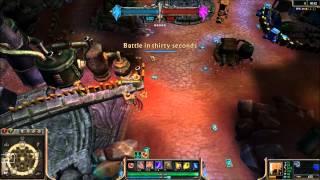 [Bug] League of Legends - Azir E Bug 4.18