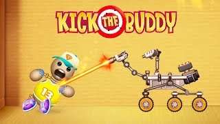 Random weapons vs The Buddy | Kick the Buddy Game | Android Games 2018 Gameplay | Friction Games