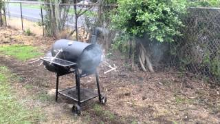 Prepping and smoking Kalua Pig for Dinner in the 808