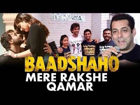Hrithik Roshan Shops At Salman's Being Human Store, Baadshaho Song 'Mere Rashke Qamar' FIRST LOOK