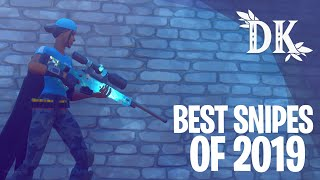 """BEST SNIPES OF 2019 - """"WE HIT THOSE"""""""