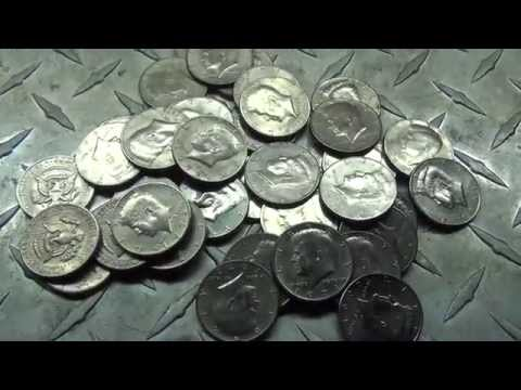 Free silver from bank fail!
