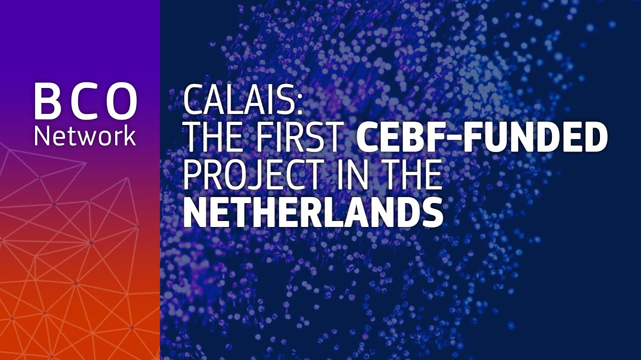 The first CEBF-funded project in the Netherlands