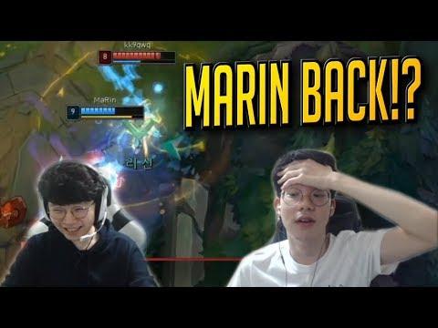 Hard Carrying MaRin! - Umti's Stream Highlights (Translated)