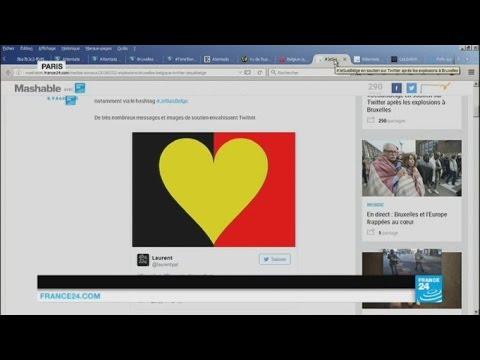 Bruxelles : la terreur et les larmes
