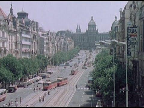 Václavské náměstí - historie (1979)