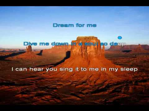 Singing in my sleep (karaoke) - in the style of Semisonic