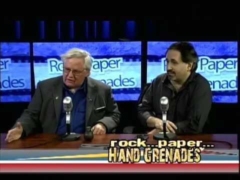 Rock, Paper, Hand Grenades (11/23/16) w/Eric Eastman