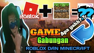 WHAT HAPPENS IF ROBLOX AND MINECRAFT GAMES IN JOIN?? Cool Coy