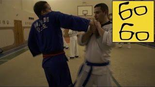 Хапкидо с Дмитрием Ложенским — как научиться драться, и как хапкидо помогает на пляже