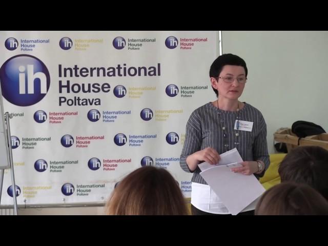 Teaching English through Flashcards Olga Garan and Viola Sviridova, IH Kharkiv