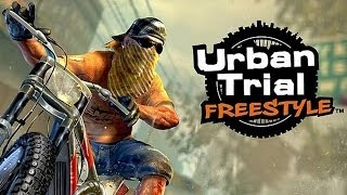 Urban Trial Freestyle - Demo Gameplay PC