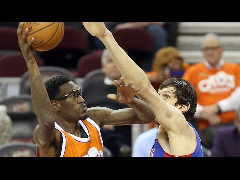 Cavs react to Larry Sanders first NBA game in two years