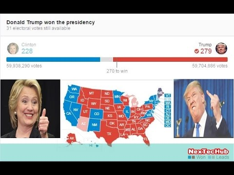 CNN Breaking News / How to monitor the presidential election results