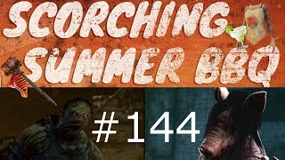 Dead By Daylight -SCORCHING SUMMER BBQ EVENT- | Online Gameplay | #144 (No Commentary)