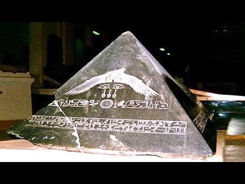 What Happened To The Missing Giant Capstone Of The Great Pyramid Of Giza?