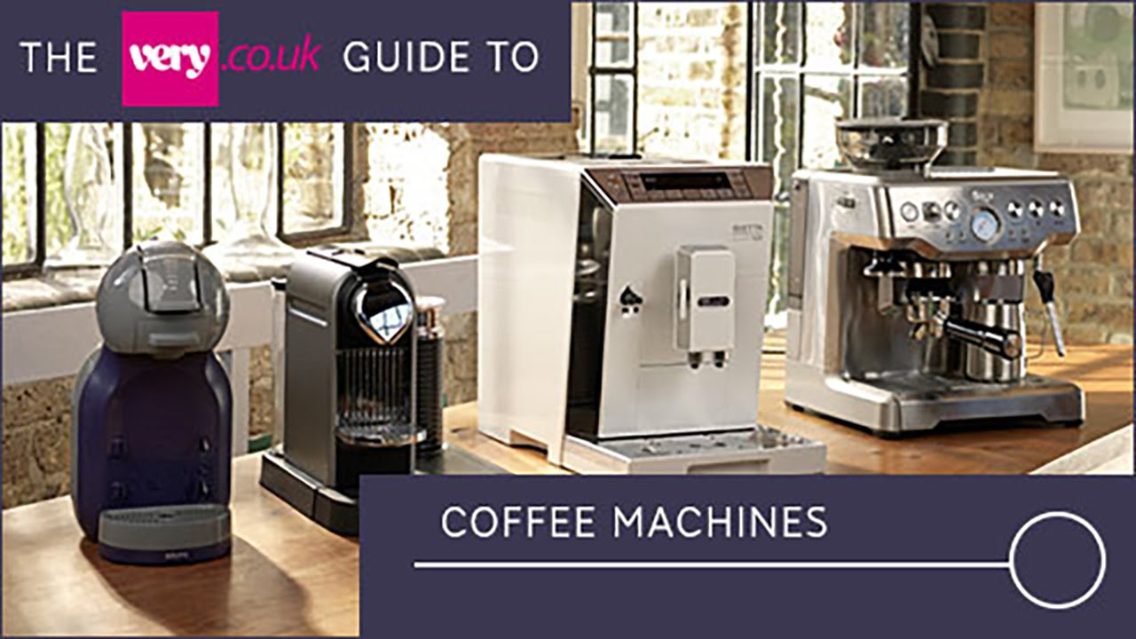 The Very Guide Coffee Machines Youtube