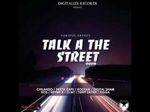 TALK A DE STREETS RIDDIM (DIGITALIZE RECORDS) MEGAMIX (DJ ASHANI) MARCH 2012