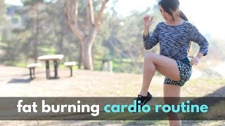 Full Body Thigh and Butt Sculpting Cardio Routine