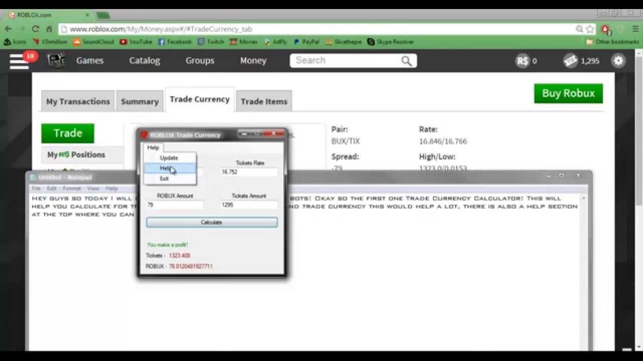 roblox trade currency bot futures handelssoftware kostenlos