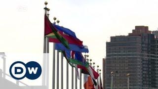 ألمانيا تطمح للحصول على عضوية مؤقتة جديدة بمجلس الأمن الدولي| الأخبار