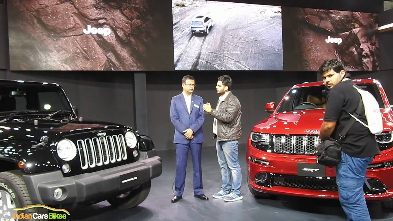 Jeep India Exclusive Interview With Mr Ranjan Mitra Head