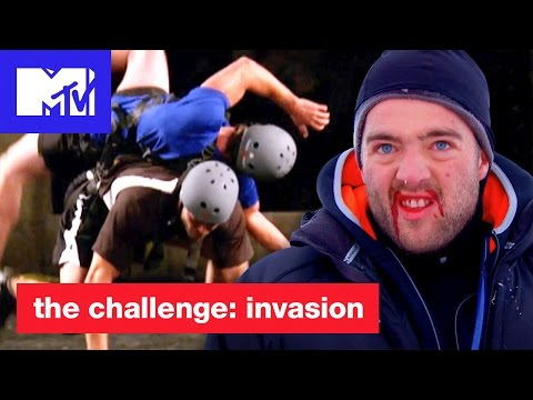 CT's Best Moments Feat. The Bananas Backpack  The Challenge: Invasion  MTV