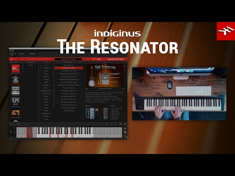 The Resonator Collection for SampleTank - Overview