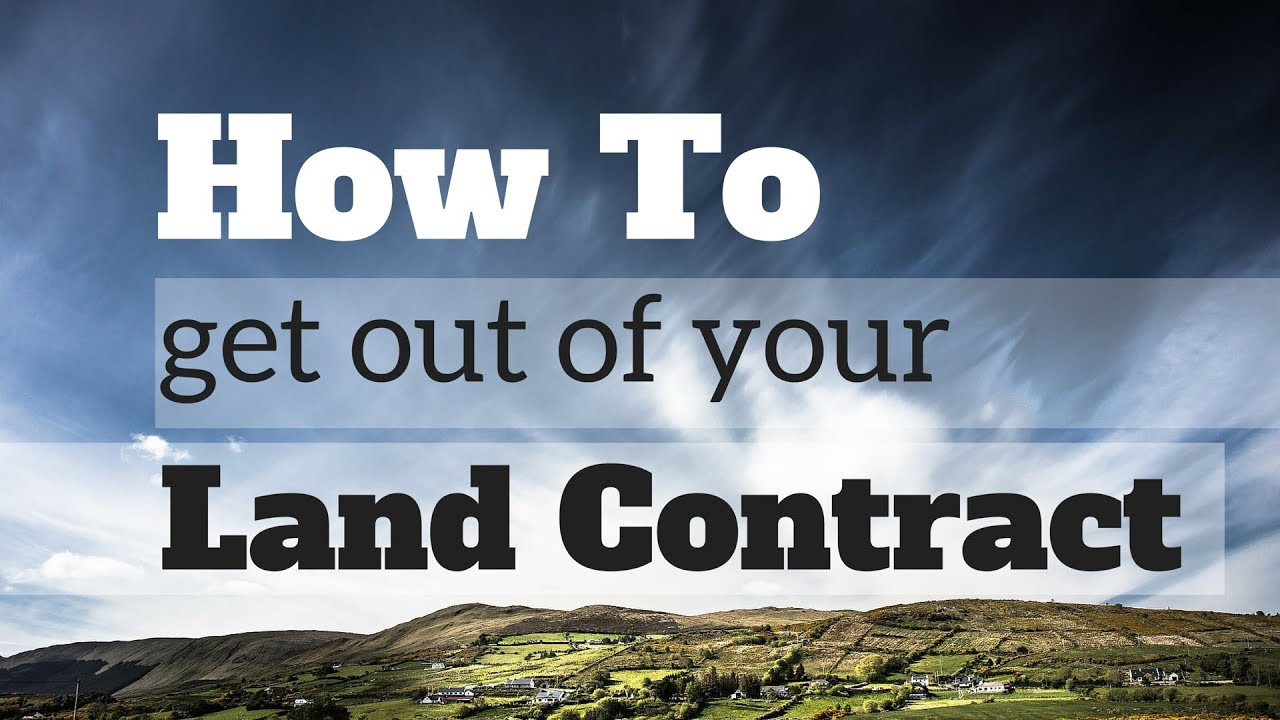 4 Steps to Land Contract Refinance | Complete Guide on Getting Approved