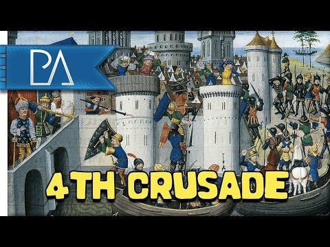 Siege of Constantinople: 4th Crusade - Mount and Blade: Warband Event