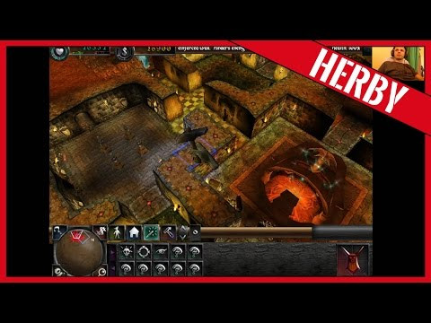 Dungeon Keeper 2 külditek 01 - Bug portal