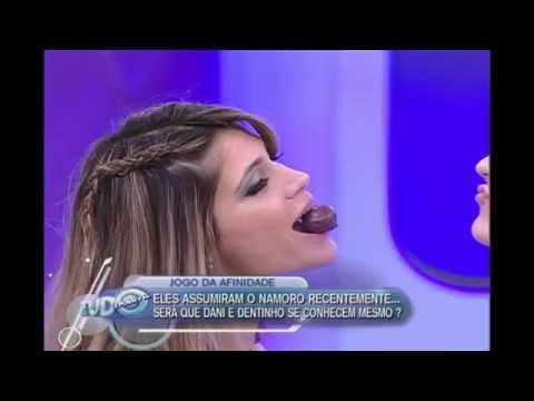 #ArquivoTP Jogo Da Afinidade: Dentinho E Dani Souza
