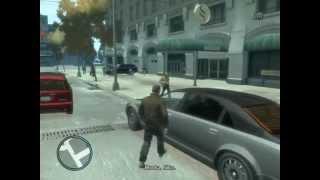 GTA IV mision final en español - A Revenger