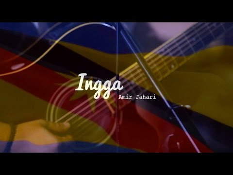 Amir Jahari - Ingga (Official Lyric Video)