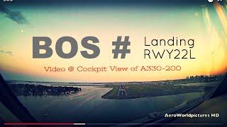 Landing @ BOSTON - Logan Int