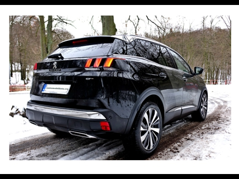 Peugeot 3008gt Finally Good Looking Peugeot