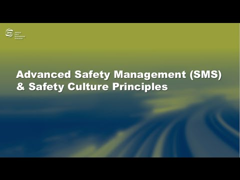 Advanced Safety Management (SMS) & Safety Culture Principles (2016 APTA Rail Conference)