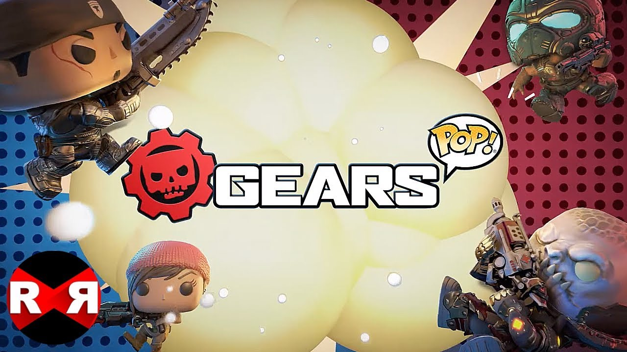 Gears POP! (by Microsoft Corporation) - iOS / Android Gameplay