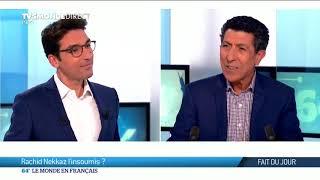 Algérie - Pourquoi Rachid Nekkaz a-t-il autant de succès ? Peut-il se présenter à l'élection ?