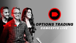 AAPL & FB Earnings Trades   Options Trading Concepts LIVE