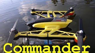 Yuneec Q500 4K #13 Rendezvous COMMANDER-VORACITY